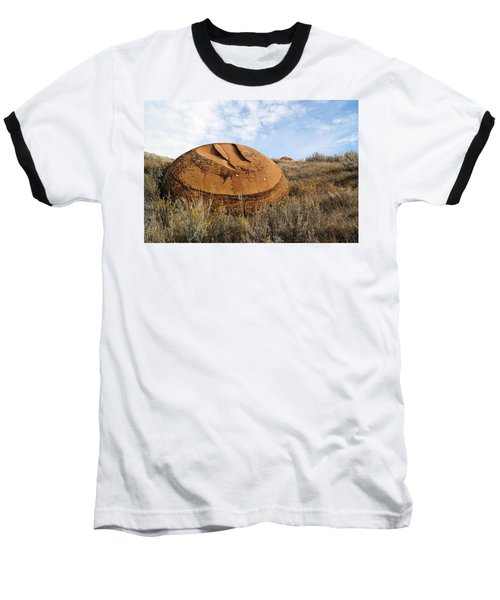 Red Rock Coulee I Baseball T-Shirt
