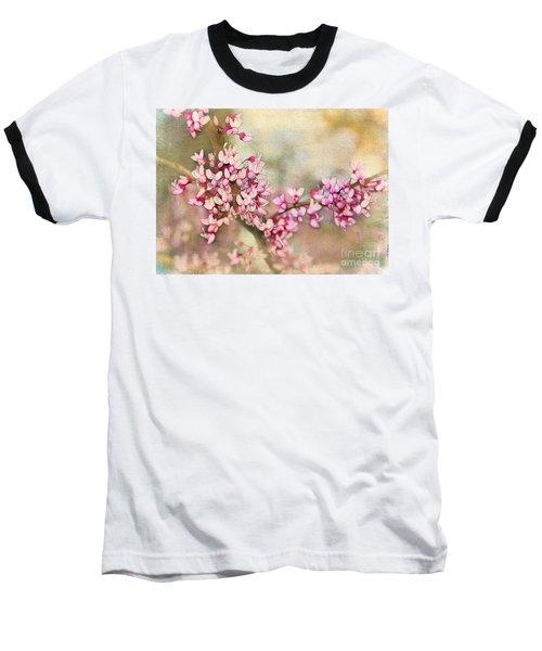 Welcome Spring Baseball T-Shirt by Judi Bagwell