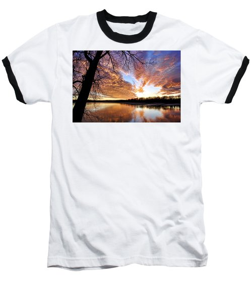 Reflected Glory Baseball T-Shirt