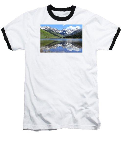 Reflection Of Beauty Baseball T-Shirt