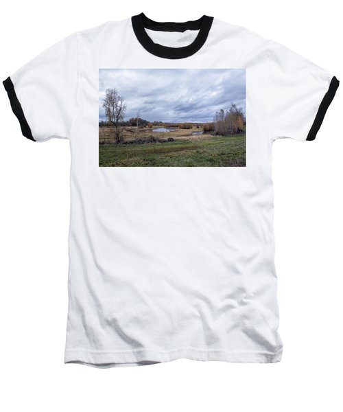 Refuge No 1 Baseball T-Shirt