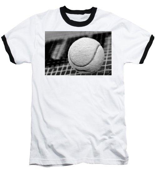 Remember The White Tennis Ball Baseball T-Shirt