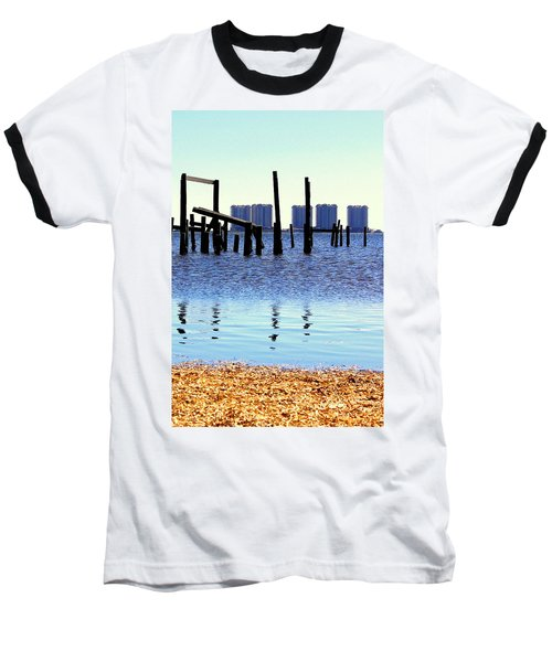 Baseball T-Shirt featuring the photograph Reminders by Faith Williams