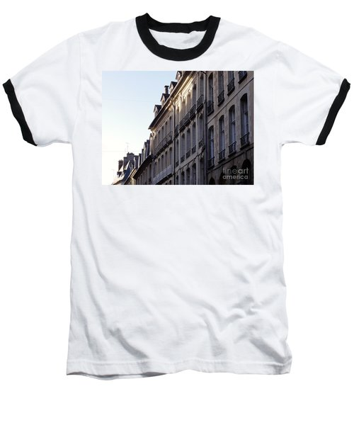 Rennes France 3 Baseball T-Shirt