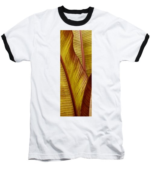 Repose - Leaf Baseball T-Shirt