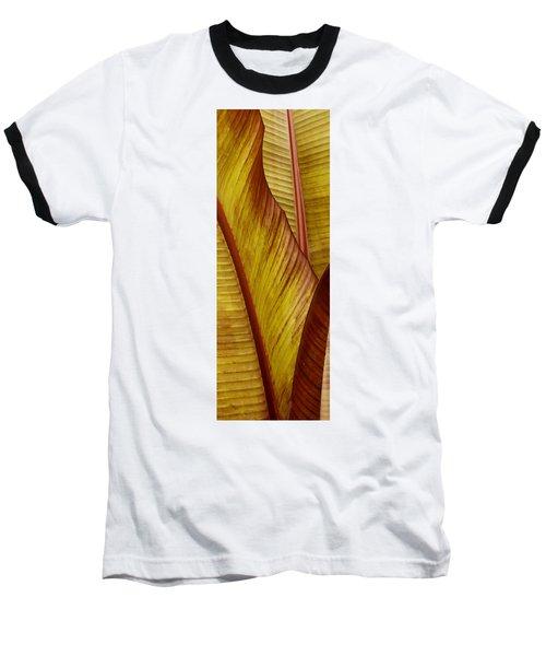 Repose - Leaf Baseball T-Shirt