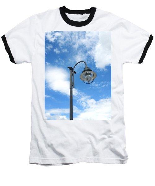 Rest Stop For The Harbinger Baseball T-Shirt