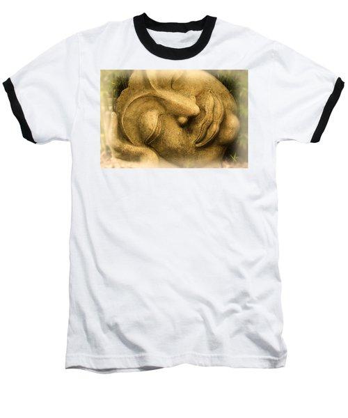 Sleeping Buddha 1 Baseball T-Shirt