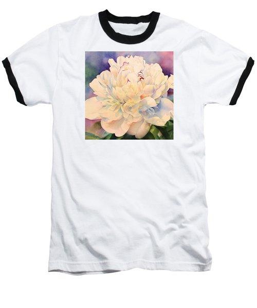 Retro Petals Baseball T-Shirt