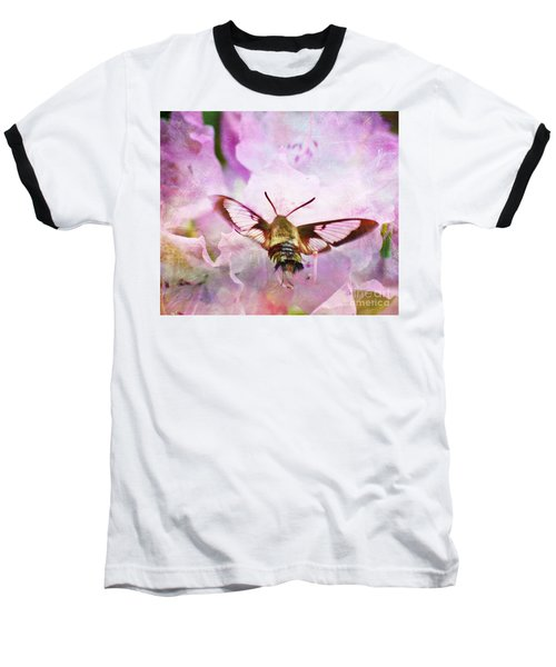 Rhododendron Dreams Baseball T-Shirt