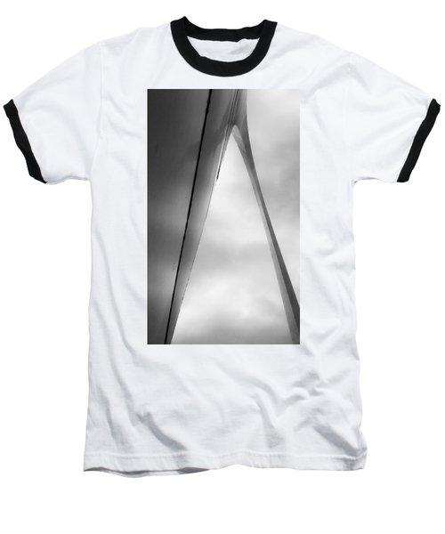 Ribbon In The Sky Baseball T-Shirt