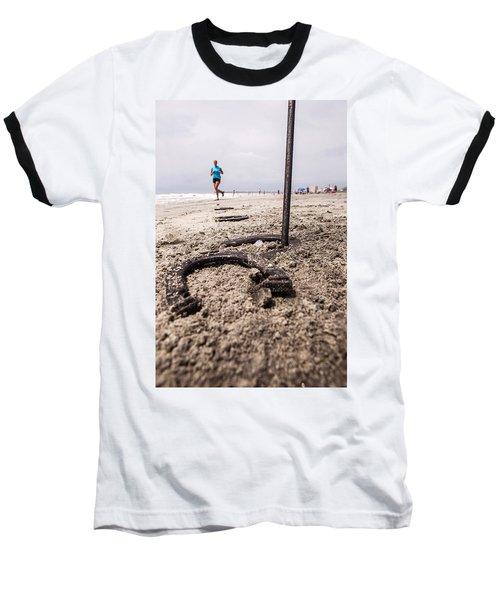 Baseball T-Shirt featuring the photograph Ringer by Sennie Pierson