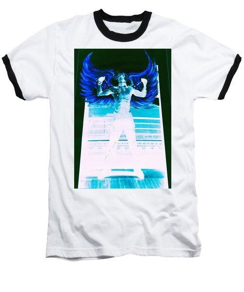 Rising Angel Baseball T-Shirt