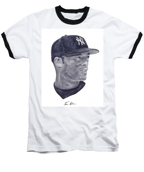 Rivera Baseball T-Shirt