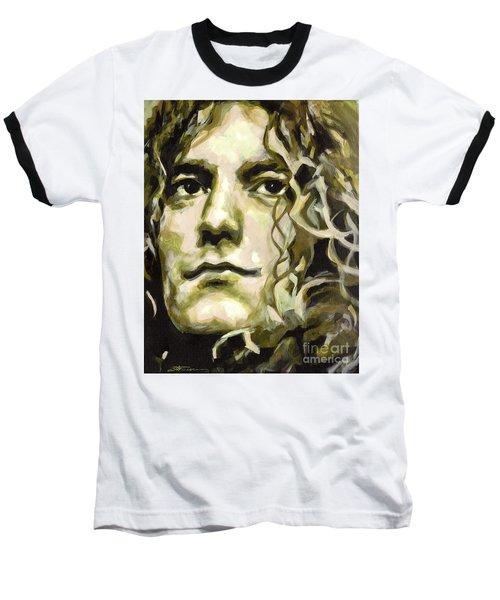 Robert Plant. Golden God Baseball T-Shirt