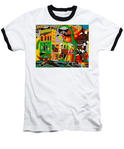 Rockland Baseball T-Shirt by Clarity Artists