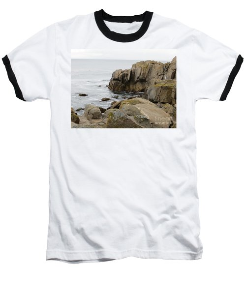 Rocky Formations Baseball T-Shirt by Joseph Baril
