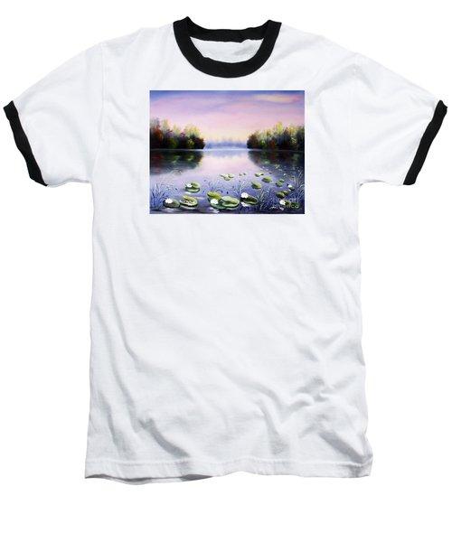 Romantic Lake Baseball T-Shirt