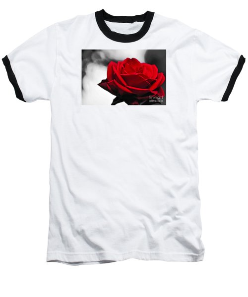 Rosey Red Baseball T-Shirt