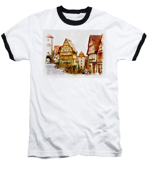 Rothenburg Baseball T-Shirt