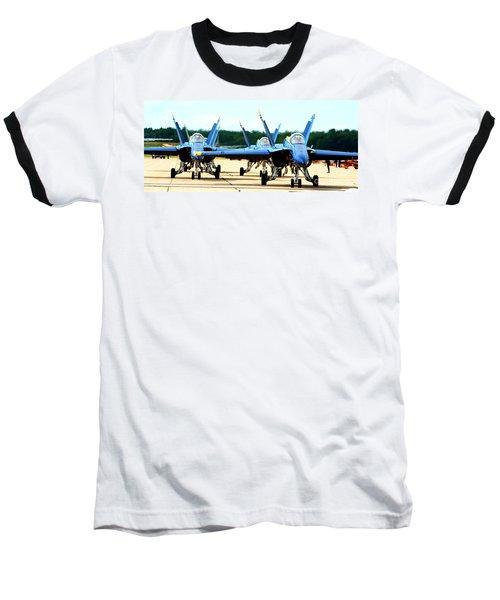 Rush Hour For Angels Baseball T-Shirt