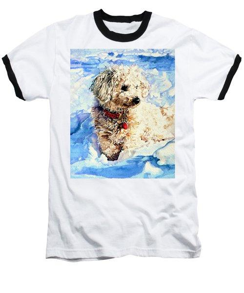 Sacha Baseball T-Shirt by Hanne Lore Koehler