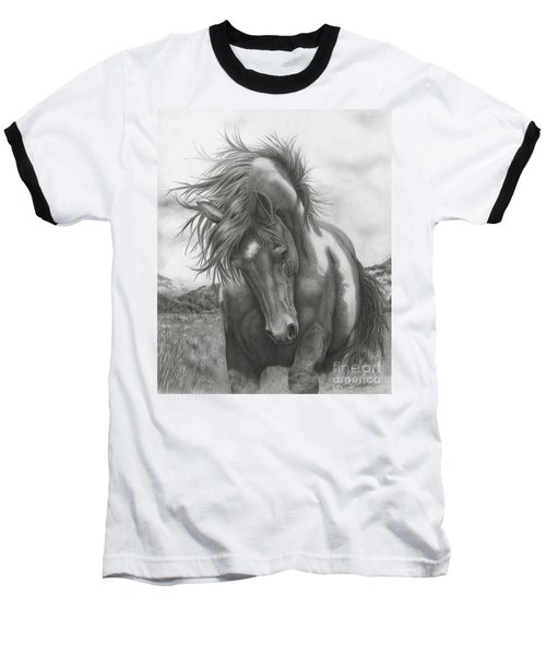 Sacred Stomping Grounds Baseball T-Shirt