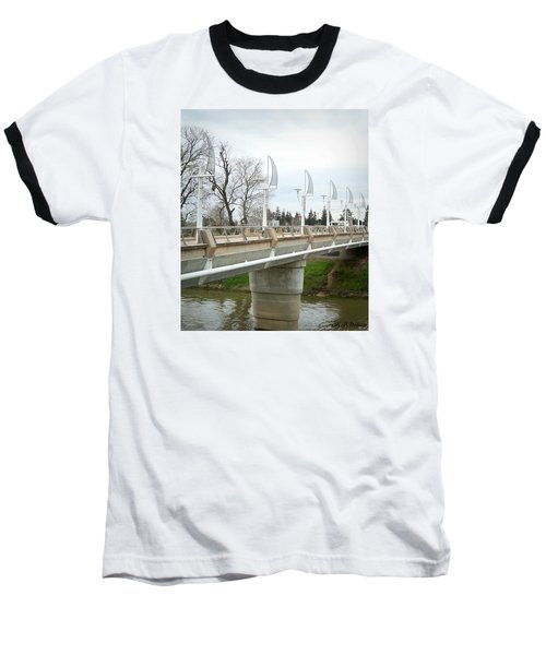 Sactown Water District Baseball T-Shirt