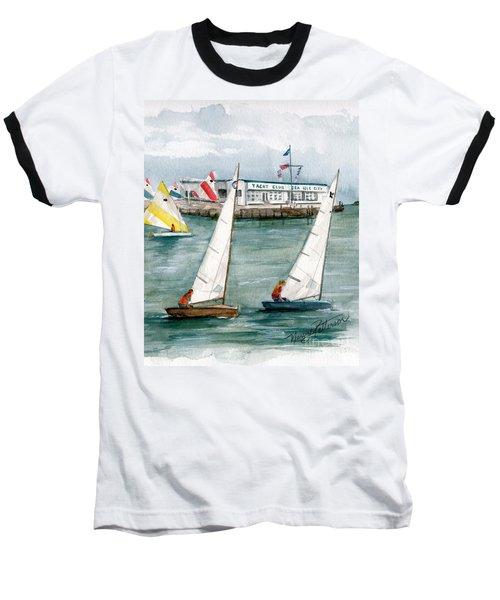 Sailing Class  Baseball T-Shirt