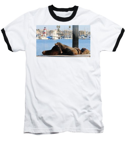 Sailing Dreams  Baseball T-Shirt