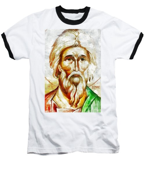Saint Andrew  Baseball T-Shirt