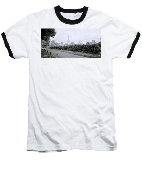 Salisbury Cathedral Baseball T-Shirt