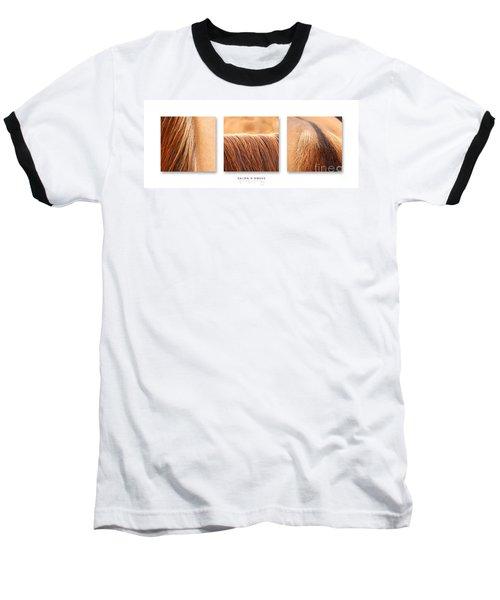 Salon D'equus Light Baseball T-Shirt