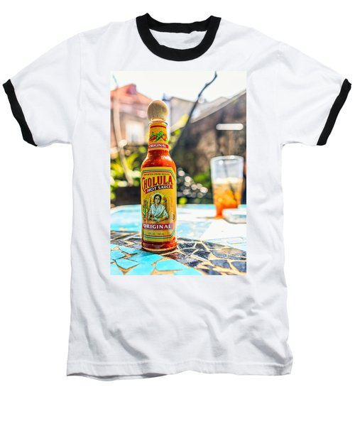 Salsa Caliente Baseball T-Shirt