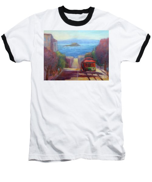 San Francisco Hills Baseball T-Shirt