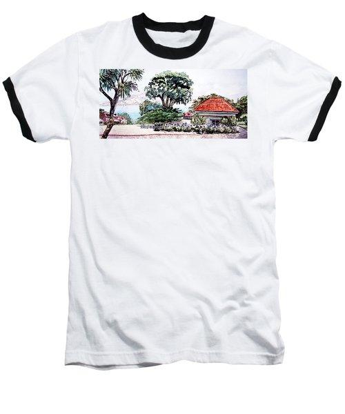 San Francisco Presidio Baseball T-Shirt