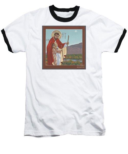 San Jose En El Rio Grande 268 Baseball T-Shirt by William Hart McNichols