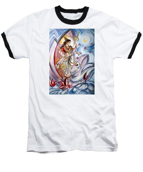 Saraswati Baseball T-Shirt