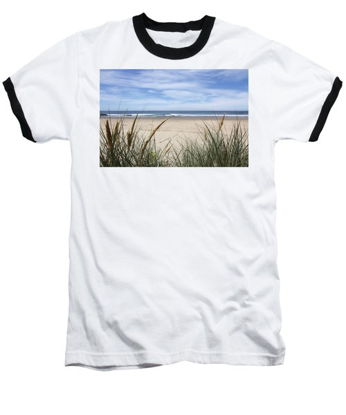 Scenic Oceanview Baseball T-Shirt