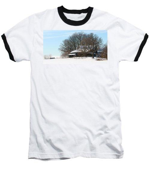 Scenic Wayne County Ohio Baseball T-Shirt