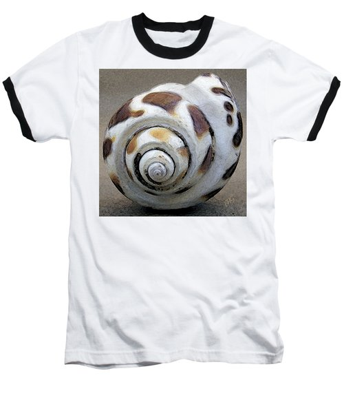 Seashells Spectacular No 2 Baseball T-Shirt