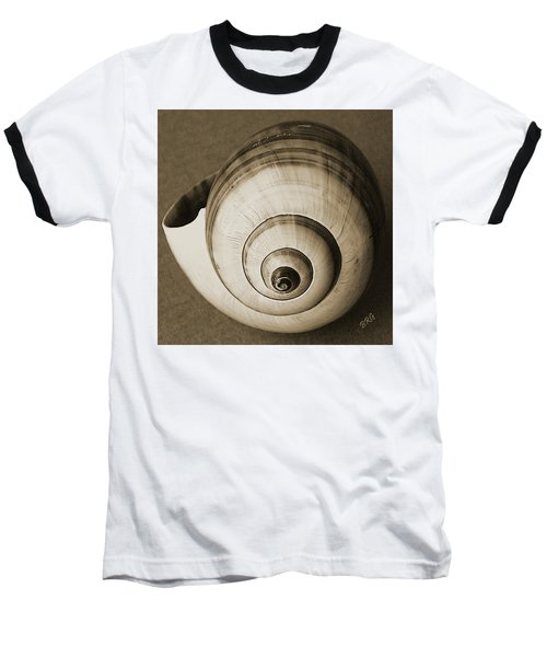 Seashells Spectacular No 25 Baseball T-Shirt