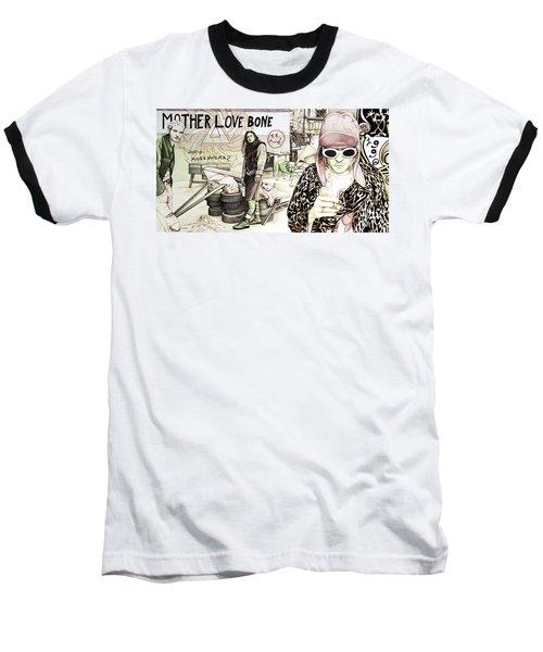 Seattle 1990's Baseball T-Shirt