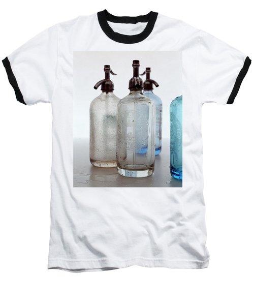 Seltzer Bottles Baseball T-Shirt