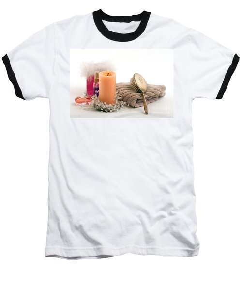 Baseball T-Shirt featuring the photograph Serenity by Gunter Nezhoda