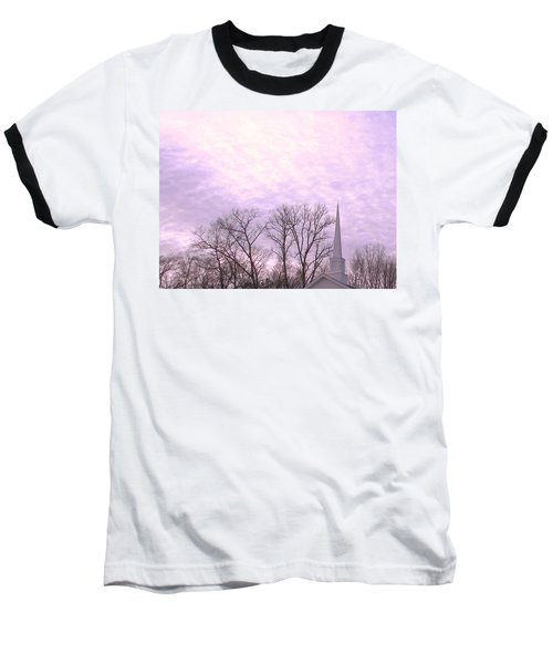 Baseball T-Shirt featuring the photograph Serenity by Pamela Hyde Wilson