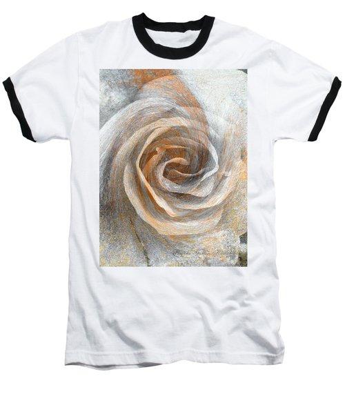 Baseball T-Shirt featuring the photograph Set In Stone by Brooks Garten Hauschild
