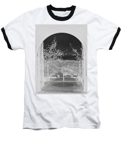 Shades Of Grey Baseball T-Shirt