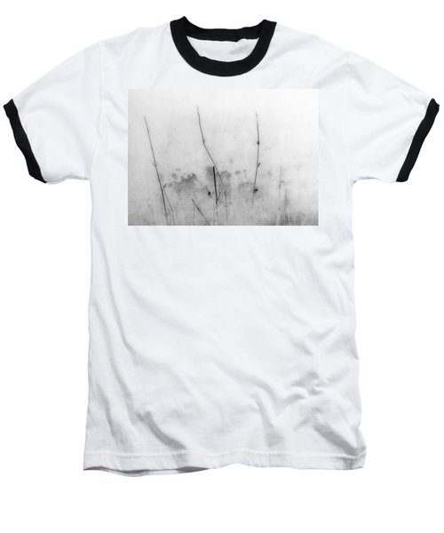Shades Of Grey Baseball T-Shirt