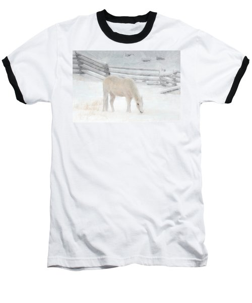 Shades Of Pale Baseball T-Shirt